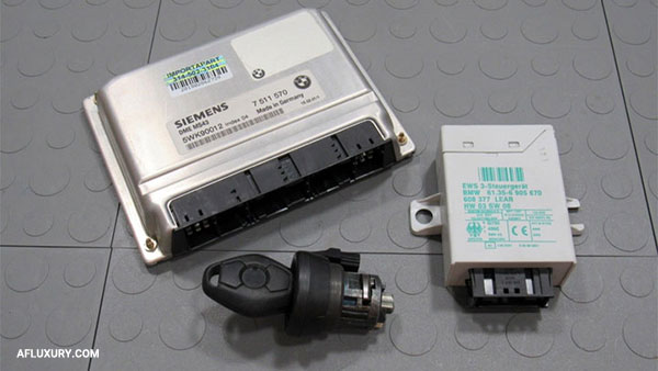 Immobilizer سیستم